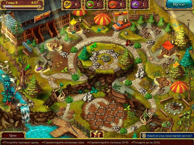 gardens inc from rakes to riches screenshot1 Все в сад, или Грядки в порядке