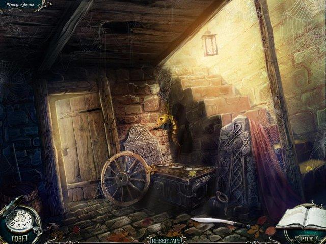 grim tales the bride collectors edition screenshot4 Мрачные истории. Невеста. Коллекционное издание