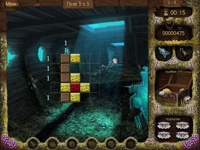 arizona rose and the pirates riddles screenshot0 Аризона Роуз. Загадки пиратов