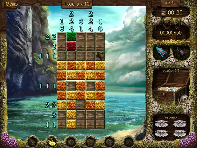 arizona rose and the pirates riddles screenshot2 Аризона Роуз. Загадки пиратов