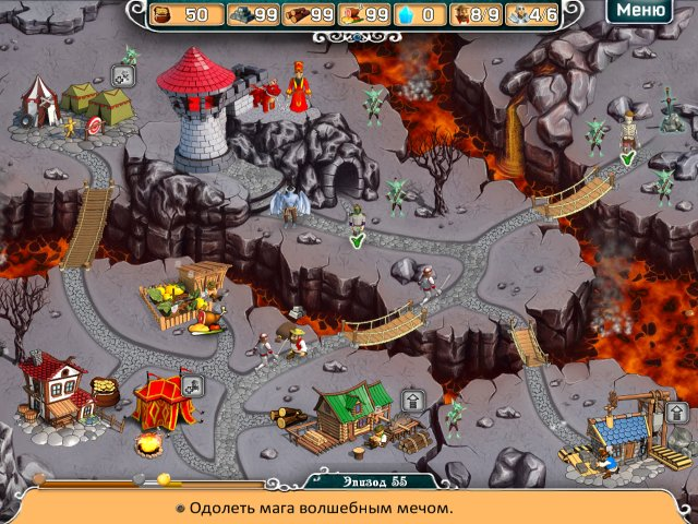 dragon crossroads screenshot2 В поисках дракона