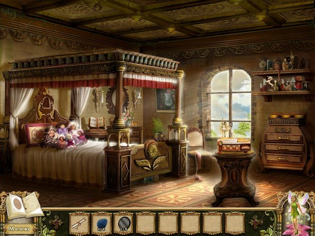 awakening the dreamless castle screenshot0 Пробуждение. Заколдованный замок