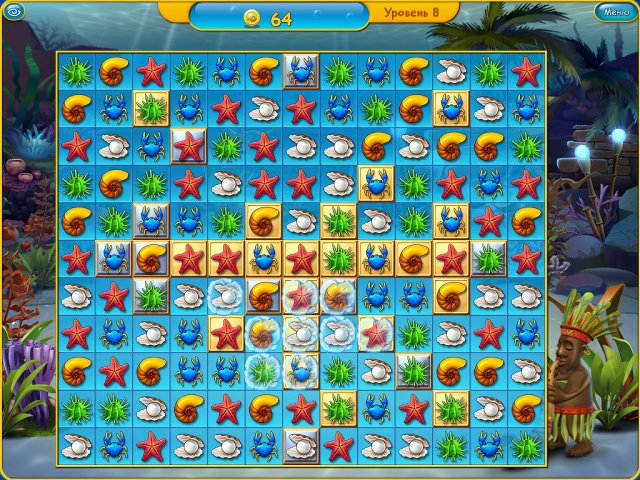 fishdom 3 collectors edition screenshot0 Фишдом 3. Коллекционное издание
