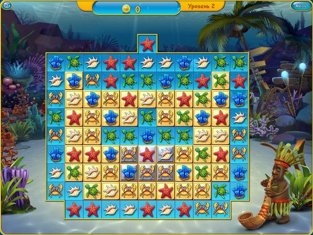 fishdom 3 collectors edition screenshot2 Фишдом 3. Коллекционное издание
