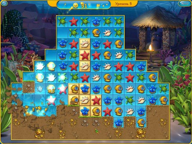 fishdom 3 collectors edition screenshot3 Фишдом 3. Коллекционное издание