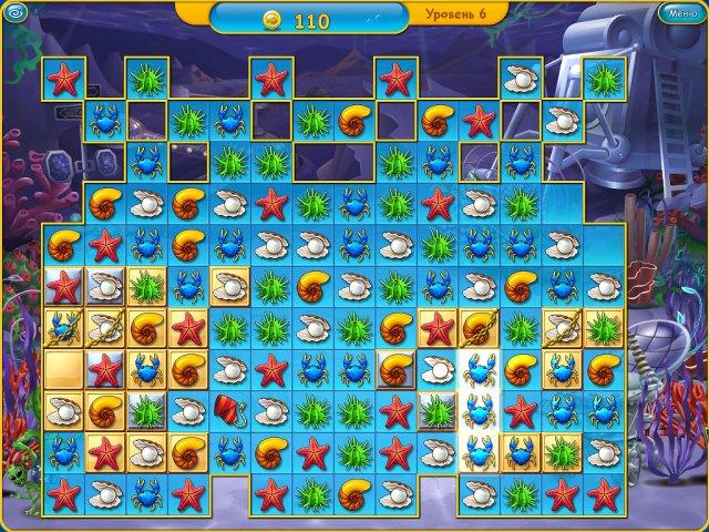 fishdom 3 collectors edition screenshot4 Фишдом 3. Коллекционное издание