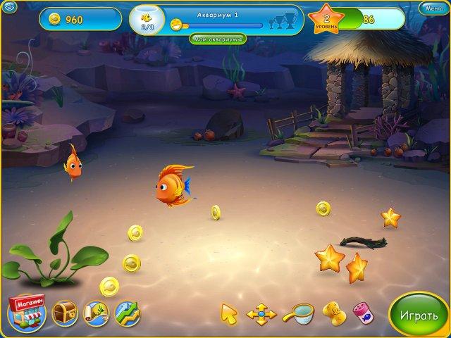 fishdom 3 collectors edition screenshot6 Фишдом 3. Коллекционное издание