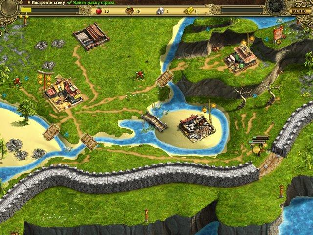 building the great wall of china collectors edition screenshot5 Возведение Великой китайской стены. Коллекционное издание