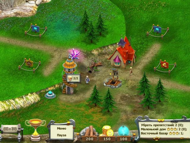 age of adventures playing a hero screenshot0 Эпоха приключений. Средневековый киногерой