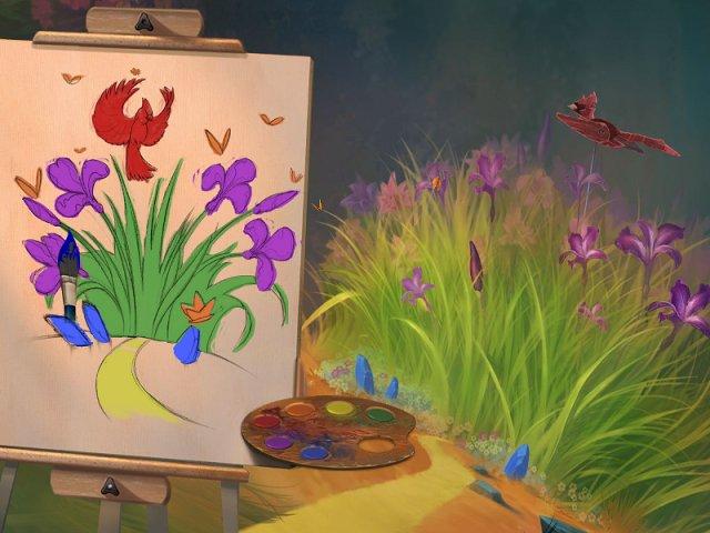 drawn trail of shadows screenshot6 Нарисованный мир. Испытание теней