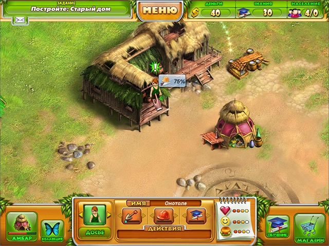 farm tribe screenshot4 Фермеры. Тайна семи тотемов