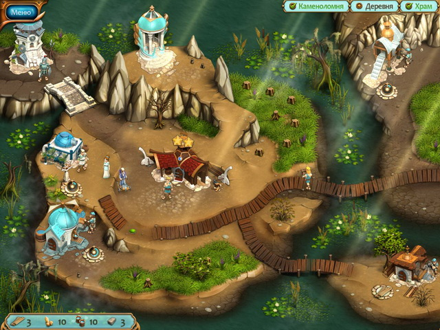legends of atlantis exodus screenshot1 Legends of Atlantis.Исход