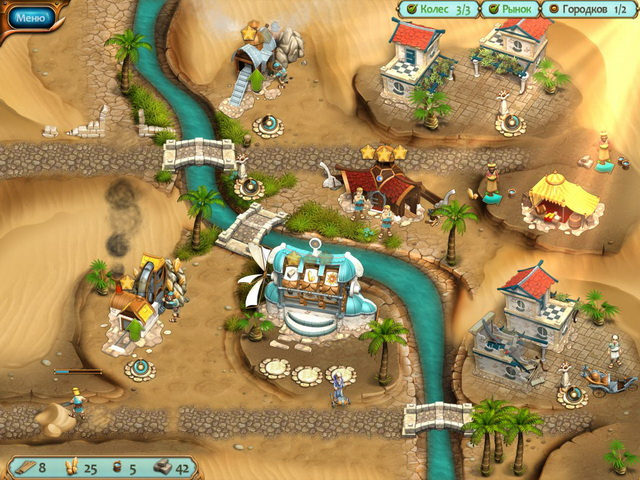 legends of atlantis exodus screenshot3 Legends of Atlantis.Исход