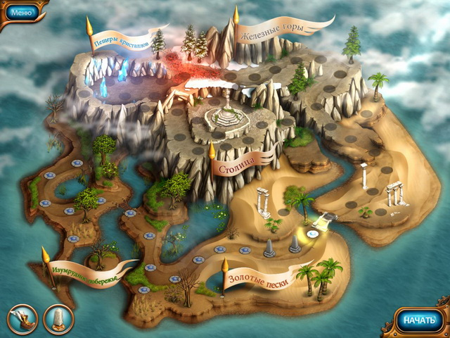 legends of atlantis exodus screenshot6 Legends of Atlantis.Исход