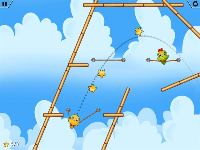 jump birdy jump screenshot0 Птички
