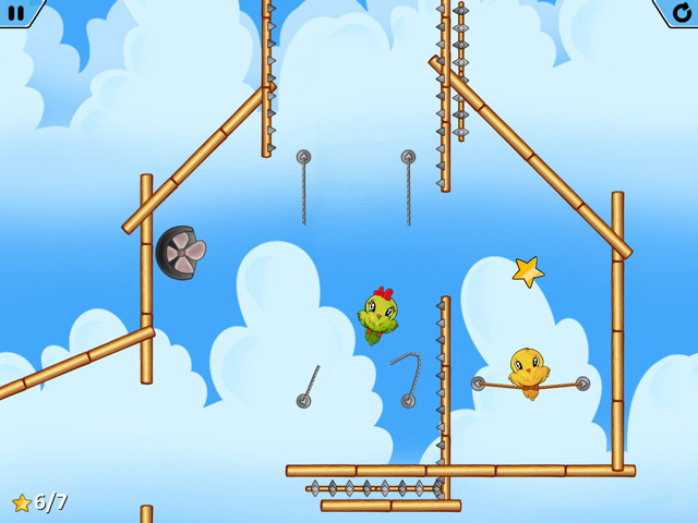 jump birdy jump screenshot3 Птички