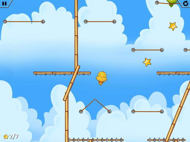 jump birdy jump screenshot5 Птички