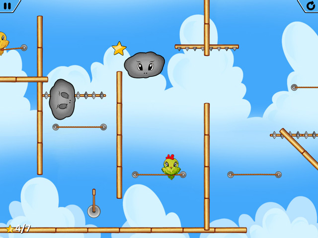 jump birdy jump screenshot6 Птички