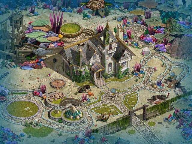 tales of lagoona orphans of the ocean screenshot0 Сказки лагуны. Сироты океана