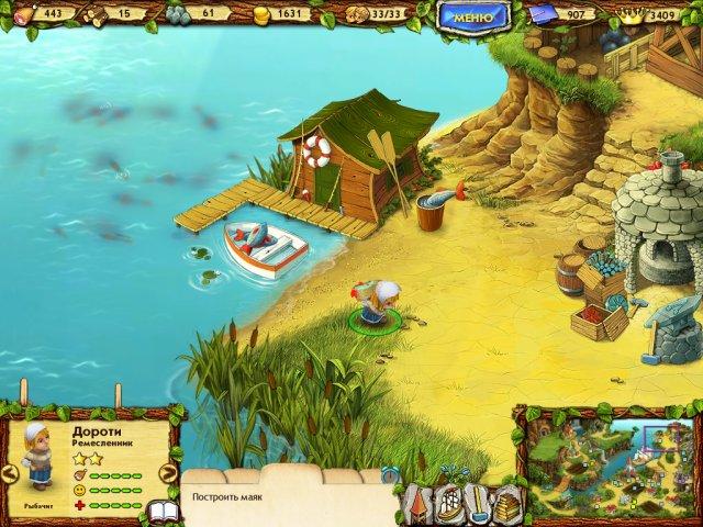the promised land screenshot3 Берега изобилия