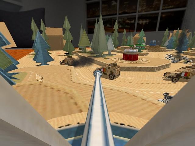 war in a box paper tanks screenshot3 Война в коробке. Бумажные танки