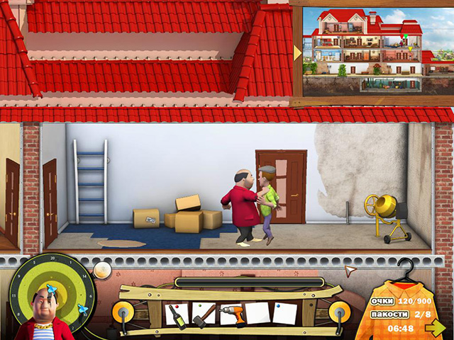 how to frazzle out a neighbor tycoons vacation screenshot1 Как достать соседа. Каникулы олигарха