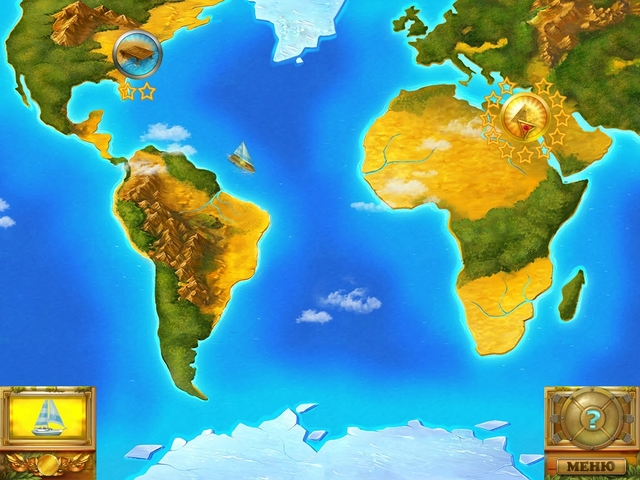 atlantic journey the lost brother screenshot1 Атлантическое путешествие. В поисках брата