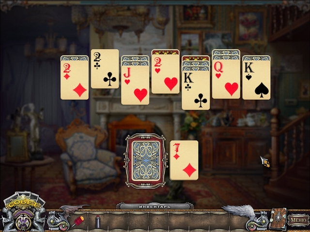 solitaire mystery stolen power screenshot0 Магия пасьянса