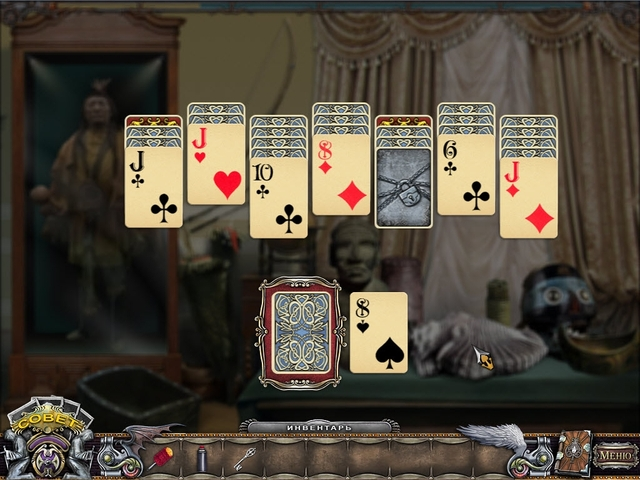solitaire mystery stolen power screenshot3 Магия пасьянса