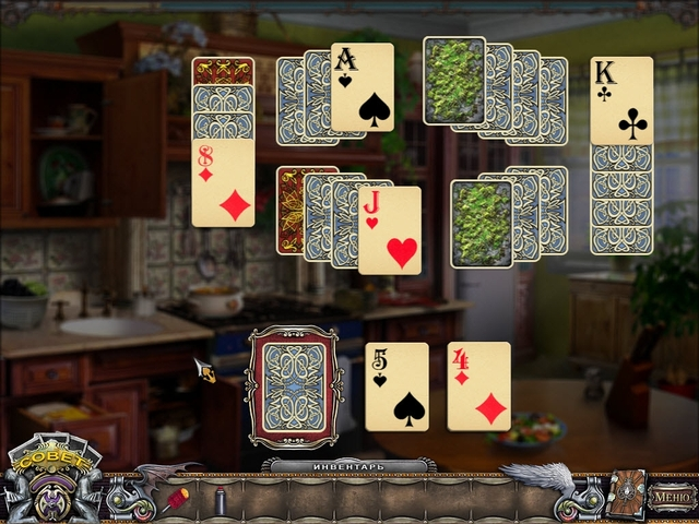 solitaire mystery stolen power screenshot4 Магия пасьянса