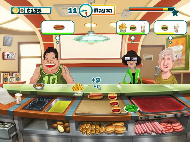 happy chef screenshot4 Веселый повар