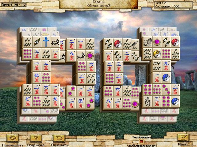 worlds greatest places mahjong screenshot1 Величайшие сооружения. Маджонг