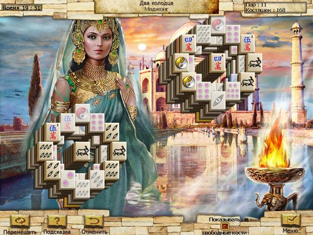 worlds greatest places mahjong screenshot4 Величайшие сооружения. Маджонг