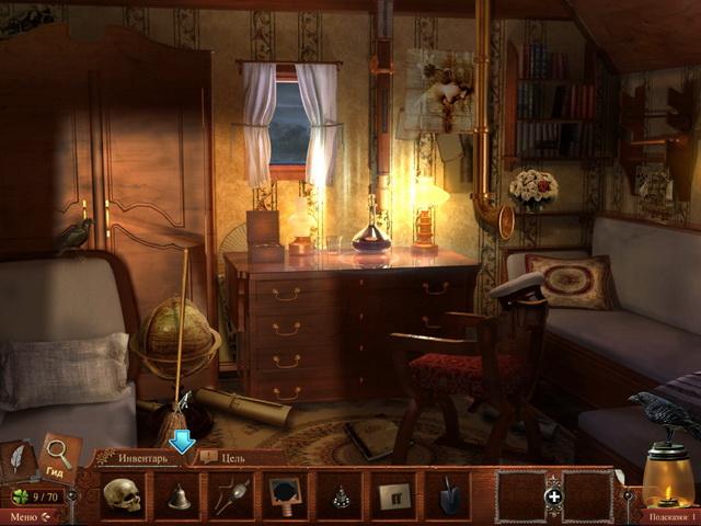 midnight mysteries 3 devil on the mississippi collectors edition screenshot6 Тайны прошлого. Дьявол на Миссисипи. Коллекционное издание