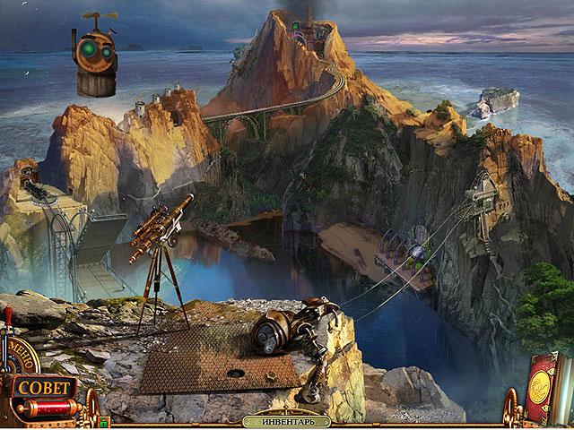 nemos secret vulcania screenshot0 Тайна Немо. Вулкания