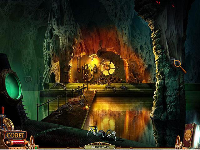nemos secret vulcania screenshot6 Тайна Немо. Вулкания