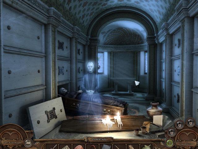 voodoo whisperer curse of the legend collectors edition screenshot0 Говорящая с призраками. Легенда о проклятии. Коллекционное издание