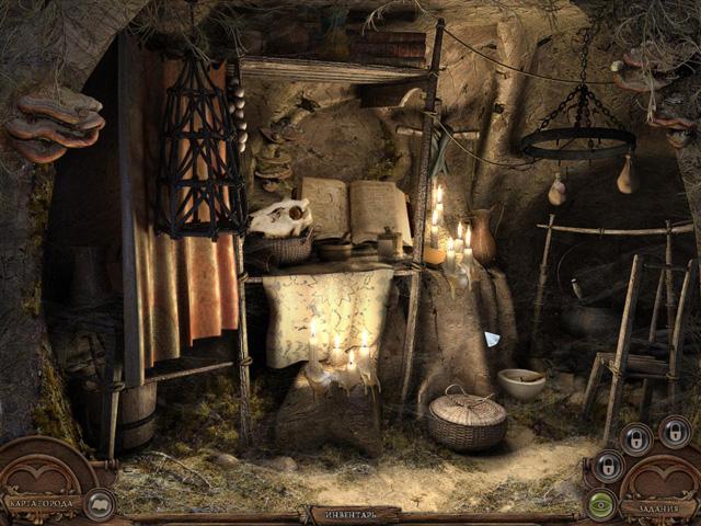 voodoo whisperer curse of the legend collectors edition screenshot1 Говорящая с призраками. Легенда о проклятии. Коллекционное издание