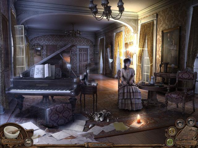 voodoo whisperer curse of the legend collectors edition screenshot4 Говорящая с призраками. Легенда о проклятии. Коллекционное издание