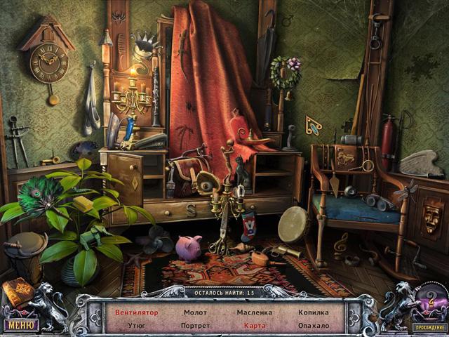 house of1000 doors family secret collectors edition screenshot3 Дом 1000 дверей. Семейные тайны. Коллекционное издание