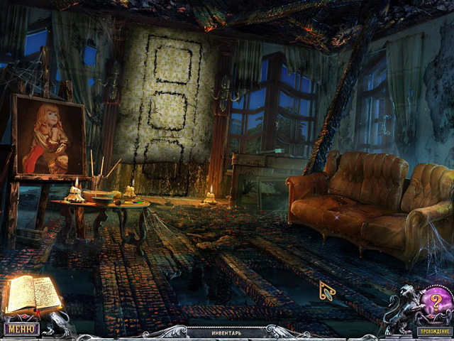 house of1000 doors family secret collectors edition screenshot6 Дом 1000 дверей. Семейные тайны. Коллекционное издание