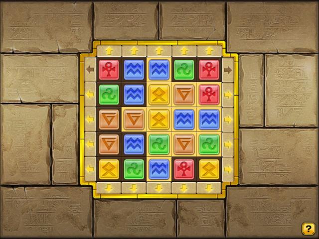 egypt mystery of five gods screenshot2 Египет. Тайна пяти богов