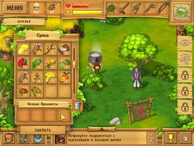 the island castaway 2 screenshot2 Остров. Затерянные в океане 2