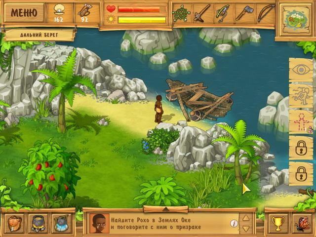 the island castaway 2 screenshot3 Остров. Затерянные в океане 2