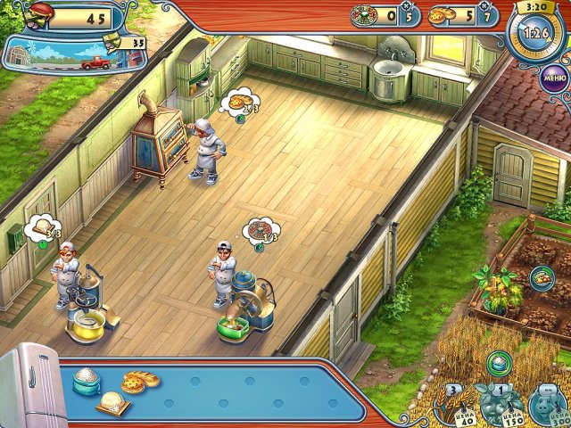 farm to fork collectors edition screenshot0 С грядки на стол. Коллекционное издание