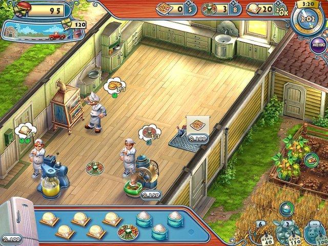 farm to fork collectors edition screenshot1 С грядки на стол. Коллекционное издание
