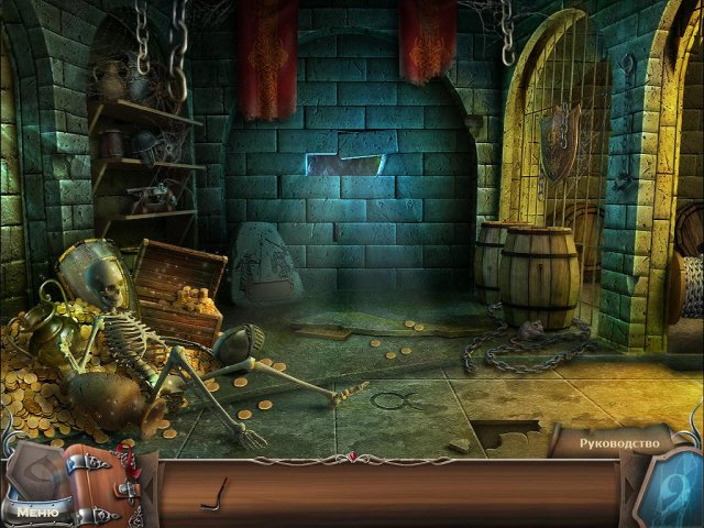 9 the dark side collectors edition screenshot0 9.Темная сторона. Коллекционное издание