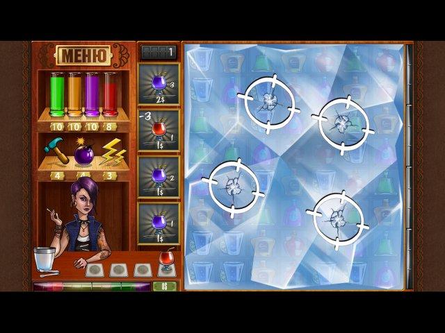 puzzle cocktail screenshot1 Пазл Коктейль