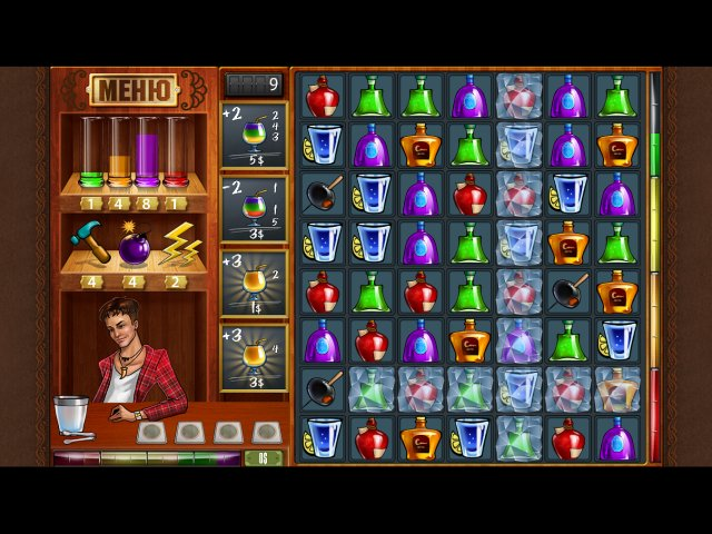 puzzle cocktail screenshot5 Пазл Коктейль