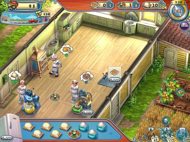 farm to fork screenshot1 С грядки на стол
